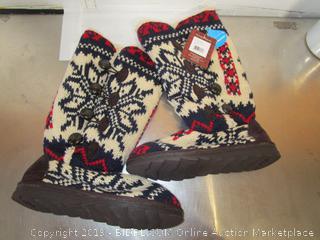Womens MukLuks Boots-11