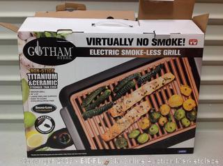 Gotham Electrics Grill