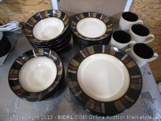 Mikasa Gourmet Basics Dinnerware Set