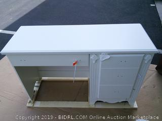 Signature Design by Ashley Exquisite Bedroom Desk (Retail $500)