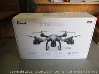 Potensic T18 GPS/1080P Drone