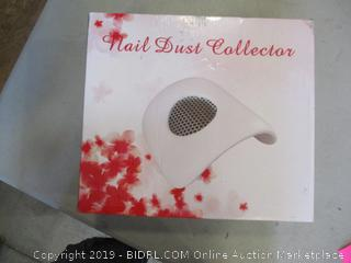 Nail Dust Collection