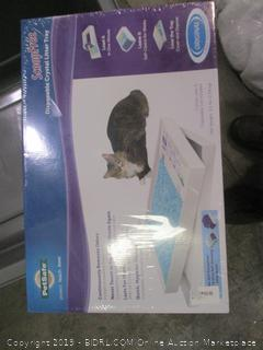 Disposable Crystal Litter Tray