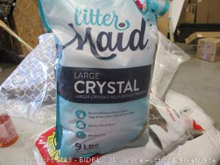 Large Crystal Litter