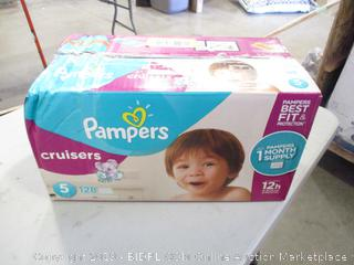 Pampers Diapers 5