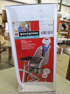 Schwinn Child Carrier