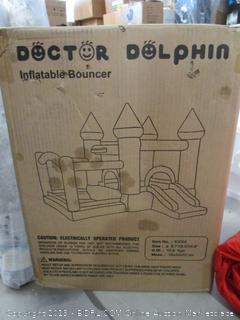 Doctor Dolphin Inflatable Bouncer
