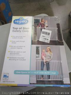 Top of Stair Safety Gate