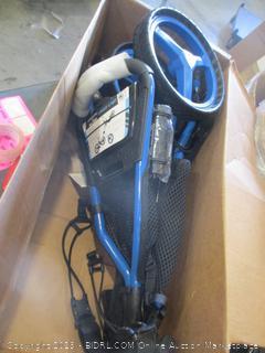Golf Bag Speed Cart
