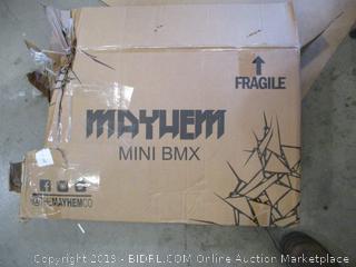 Mayhem Riot Mini BMX