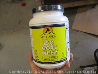 ISO Goat Whey Protein