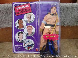 Retro-Action The Real Ghost Busters Ray Stantz