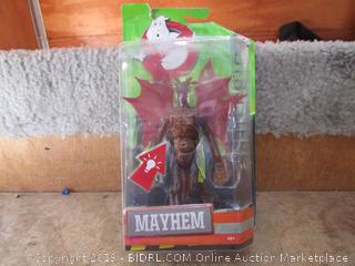 The Ghostbusters, Mayhem Action Figure