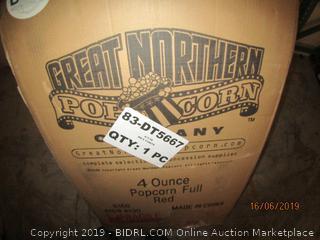 Great Northern Popcorn Machine
