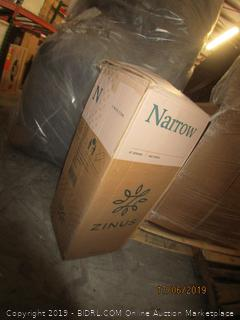 zinus narrow spring mattress