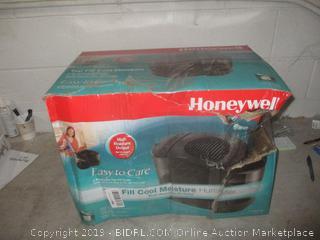 honeywell top fill cool moisture humidifier
