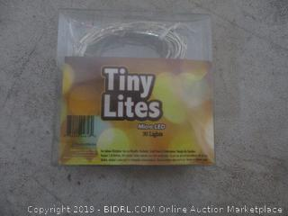 micro LED tiny lites