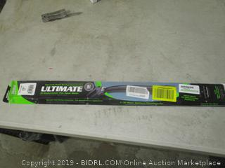 ultimate replacement flat wiper blade