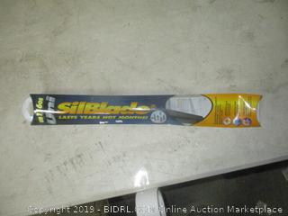 SilBlade windshield wiper