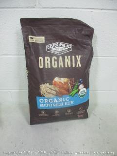 organix pet food