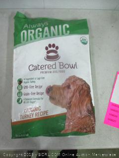 always organic catered bowl premium dog food