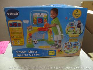 smart shots sports center toy set