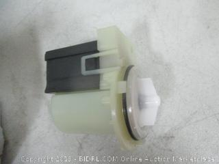 kenmore heat washer water pump