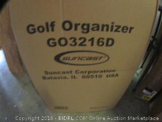 golf organizer