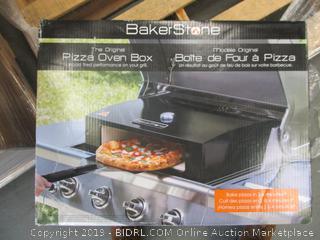 Pizza Oven Box