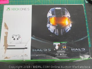XBOX ONE S, Halo & Controller