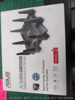 ASUS Extreme Tri-Band WiFi Router