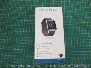 Fitbit Blaze Smart Fitness Watch - Large