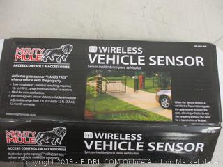 Wireless Vehicle Sensor (Used)