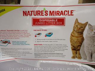 Jumbo Litter Bpox