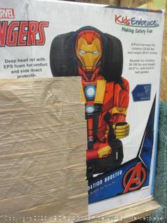 Avengers Car Seat