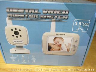 Digital Video Monitor System