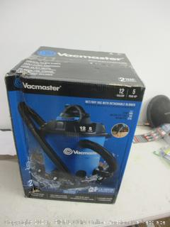 Vacmaster Wet/Dry with Detachable Blower