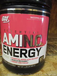 Amino Energy Powder