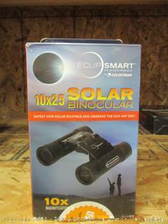 Solar Binocular
