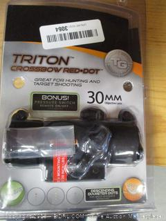 Triton Crossbow Red Dot