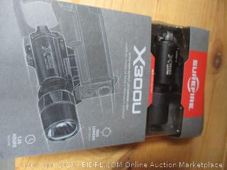 X300u LED Handgun Light