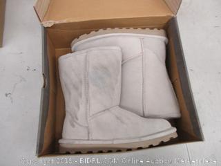 Bear Paw Boots Winter White - 8 M