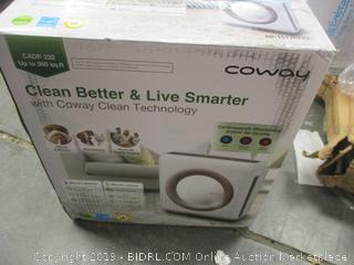 Coway Air Quality Control (Powers On)