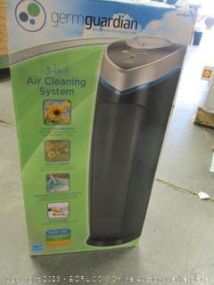 Germ Guardian 3 in 1 Air Cleaning System (Powers On)