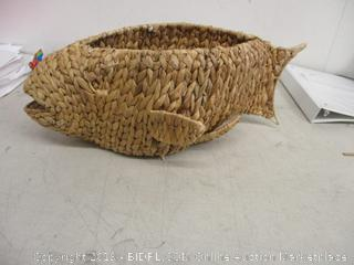 Fish Basket Decor