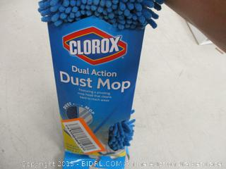 Clorox Dual Action Dust Mop (Damaged)