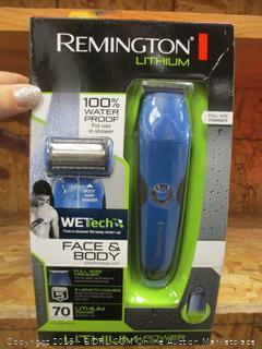Remington Lithium Razor