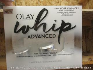 Olay Whip Advanced