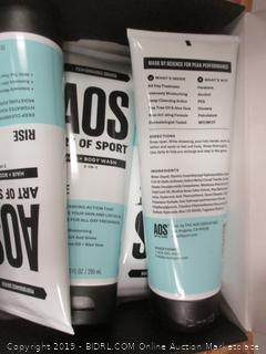 AOS Body Care For Athletes