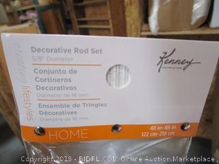 Decorative Rod Set